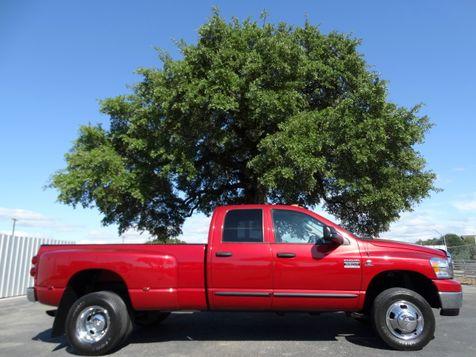 2007 Dodge Ram 3500 DRW Crew Cab SLT 5.9L Cummins Turbo Diesel 4X4 | American Auto Brokers San Antonio, TX in San Antonio, Texas