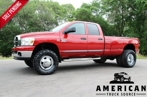2007 Dodge Ram 3500 - 6 Speed - 4x4 in Liberty Hill , TX