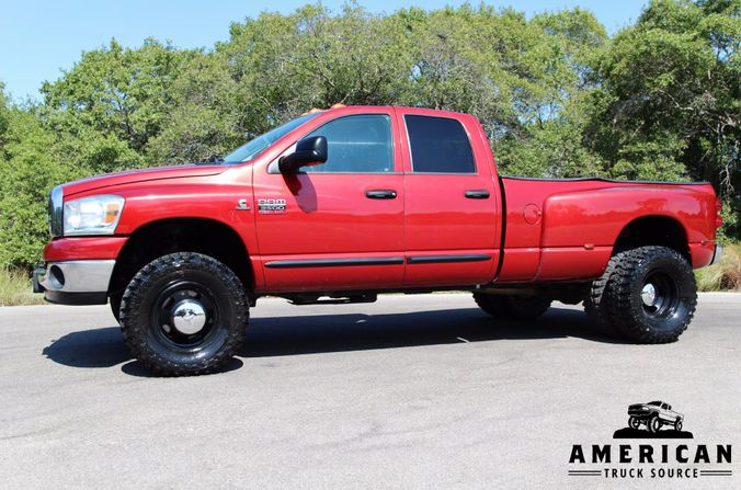 2007 Dodge Ram 3500 in Liberty Hill , TX