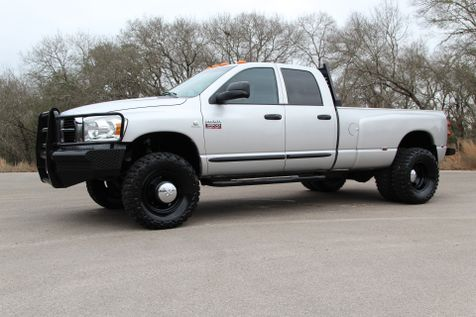 2007 Dodge Ram 3500 SLT - 6 Speed - 4x4 in Liberty Hill , TX