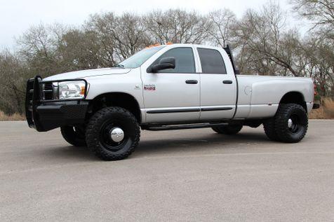 2007 Dodge Ram 3500 SLT - 6 Speed - 4x4 in Liberty Hill , TX