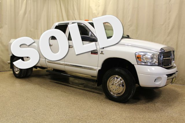 2007 Dodge Ram 3500 Laramie Roscoe, Illinois 0