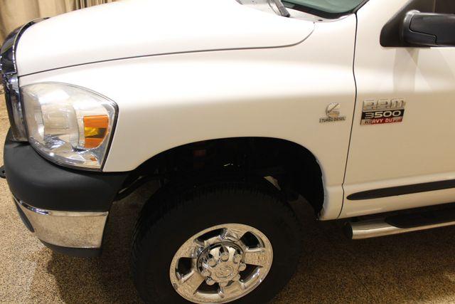2007 Dodge Ram 3500 SLT Roscoe, Illinois 8