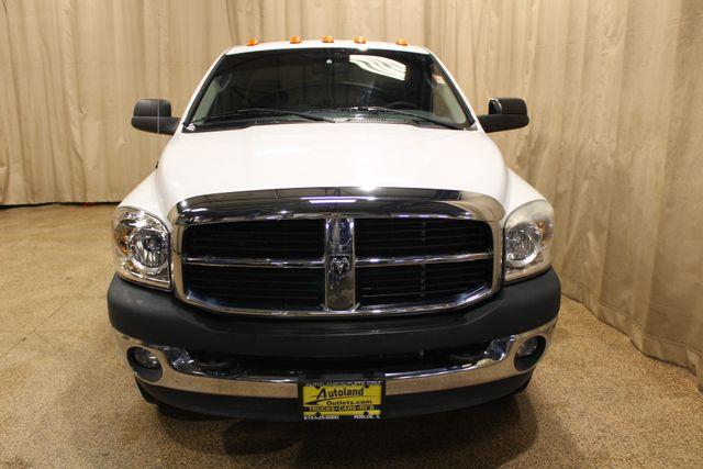 2007 Dodge Ram 3500 SLT Roscoe, Illinois 9