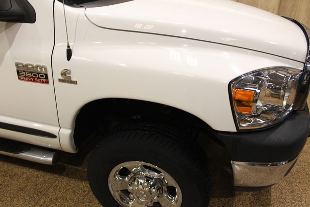 2007 Dodge Ram 3500 SLT Roscoe, Illinois 10
