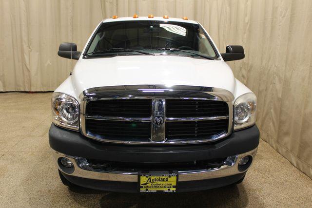 2007 Dodge Ram 3500 SLT Roscoe, Illinois 3