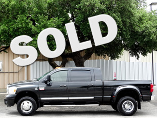 2007 Dodge Ram 3500 in San Antonio Texas