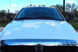 2007 Dodge Ram 3500 DRW SLT Quad Cab 4X4 6.7L Cummins Diesel 6 Speed Manual Liftmoore Crane Sealy, Texas 12