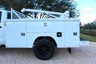 2007 Dodge Ram 3500 DRW SLT Quad Cab 4X4 6.7L Cummins Diesel 6 Speed Manual Liftmoore Crane Sealy, Texas 17