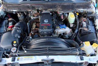 2007 Dodge Ram 3500 DRW SLT Quad Cab 4X4 6.7L Cummins Diesel 6 Speed Manual Liftmoore Crane Sealy, Texas 29