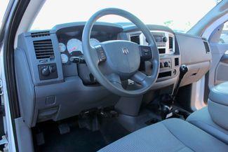 2007 Dodge Ram 3500 DRW SLT Quad Cab 4X4 6.7L Cummins Diesel 6 Speed Manual Liftmoore Crane Sealy, Texas 31