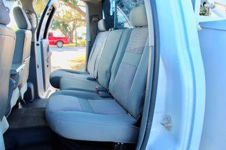 2007 Dodge Ram 3500 DRW SLT Quad Cab 4X4 6.7L Cummins Diesel 6 Speed Manual Liftmoore Crane Sealy, Texas 36