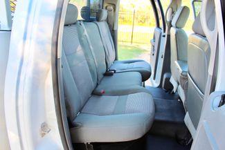 2007 Dodge Ram 3500 DRW SLT Quad Cab 4X4 6.7L Cummins Diesel 6 Speed Manual Liftmoore Crane Sealy, Texas 40