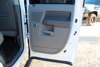2007 Dodge Ram 3500 DRW SLT Quad Cab 4X4 6.7L Cummins Diesel 6 Speed Manual Liftmoore Crane Sealy, Texas 42