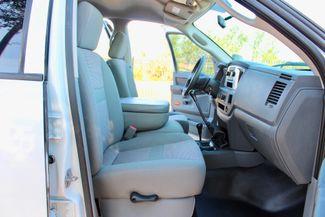 2007 Dodge Ram 3500 DRW SLT Quad Cab 4X4 6.7L Cummins Diesel 6 Speed Manual Liftmoore Crane Sealy, Texas 44
