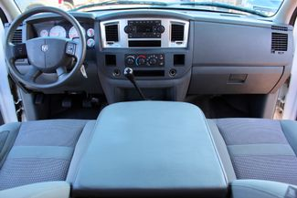 2007 Dodge Ram 3500 DRW SLT Quad Cab 4X4 6.7L Cummins Diesel 6 Speed Manual Liftmoore Crane Sealy, Texas 49