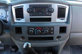 2007 Dodge Ram 3500 DRW SLT Quad Cab 4X4 6.7L Cummins Diesel 6 Speed Manual Liftmoore Crane Sealy, Texas 51