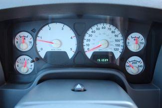 2007 Dodge Ram 3500 DRW SLT Quad Cab 4X4 6.7L Cummins Diesel 6 Speed Manual Liftmoore Crane Sealy, Texas 53