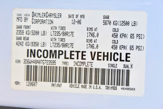 2007 Dodge Ram 3500 DRW SLT Quad Cab 4X4 6.7L Cummins Diesel 6 Speed Manual Liftmoore Crane Sealy, Texas 69