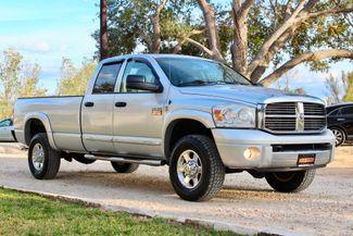 2007 Dodge Ram 3500 SRW Laramie Quad Cab 4X4 6.7L Cummins Diesel 6 Speed Manual Sealy, Texas 1