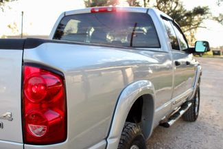 2007 Dodge Ram 3500 SRW Laramie Quad Cab 4X4 6.7L Cummins Diesel 6 Speed Manual Sealy, Texas 10