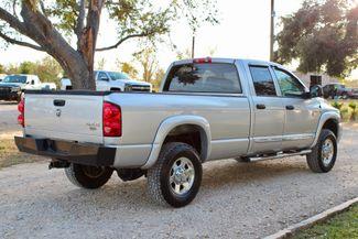2007 Dodge Ram 3500 SRW Laramie Quad Cab 4X4 6.7L Cummins Diesel 6 Speed Manual Sealy, Texas 11