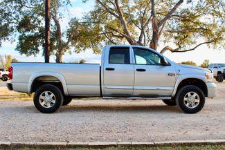 2007 Dodge Ram 3500 SRW Laramie Quad Cab 4X4 6.7L Cummins Diesel 6 Speed Manual Sealy, Texas 12