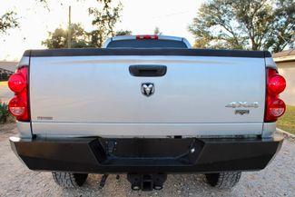 2007 Dodge Ram 3500 SRW Laramie Quad Cab 4X4 6.7L Cummins Diesel 6 Speed Manual Sealy, Texas 16