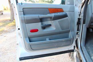 2007 Dodge Ram 3500 SRW Laramie Quad Cab 4X4 6.7L Cummins Diesel 6 Speed Manual Sealy, Texas 29