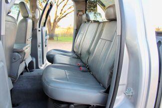 2007 Dodge Ram 3500 SRW Laramie Quad Cab 4X4 6.7L Cummins Diesel 6 Speed Manual Sealy, Texas 31