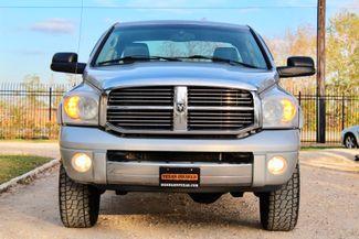 2007 Dodge Ram 3500 SRW Laramie Quad Cab 4X4 6.7L Cummins Diesel 6 Speed Manual Sealy, Texas 3