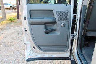 2007 Dodge Ram 3500 SRW Laramie Quad Cab 4X4 6.7L Cummins Diesel 6 Speed Manual Sealy, Texas 33