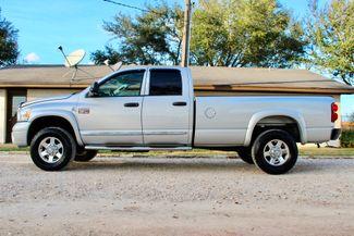 2007 Dodge Ram 3500 SRW Laramie Quad Cab 4X4 6.7L Cummins Diesel 6 Speed Manual Sealy, Texas 6