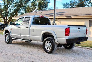2007 Dodge Ram 3500 SRW Laramie Quad Cab 4X4 6.7L Cummins Diesel 6 Speed Manual Sealy, Texas 7