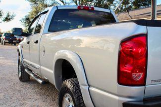 2007 Dodge Ram 3500 SRW Laramie Quad Cab 4X4 6.7L Cummins Diesel 6 Speed Manual Sealy, Texas 8