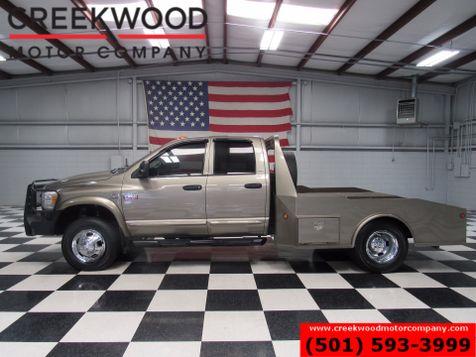 2007 Dodge Ram 3500 SLT 4x4 Diesel Dually Skirted Flatbed Auto Chrome in Searcy, AR