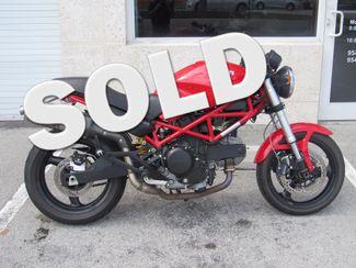 2007 Ducati Monster 695 Dania Beach, Florida