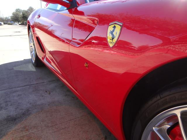 2007 Ferrari 599 GTB Fiorano Austin , Texas 8