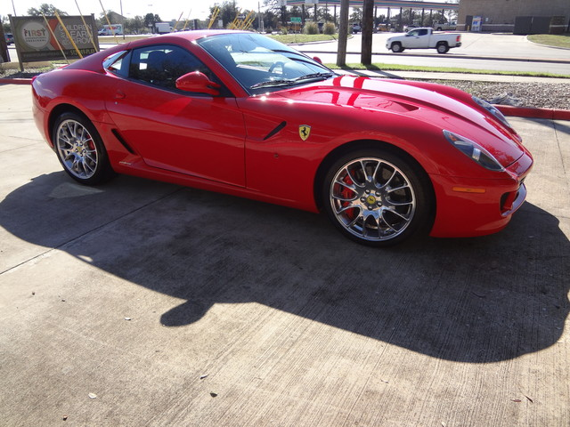 2007 Ferrari 599 GTB Fiorano Austin , Texas 7