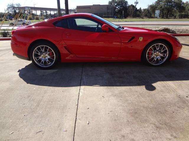 2007 Ferrari 599 GTB Fiorano Austin , Texas 6