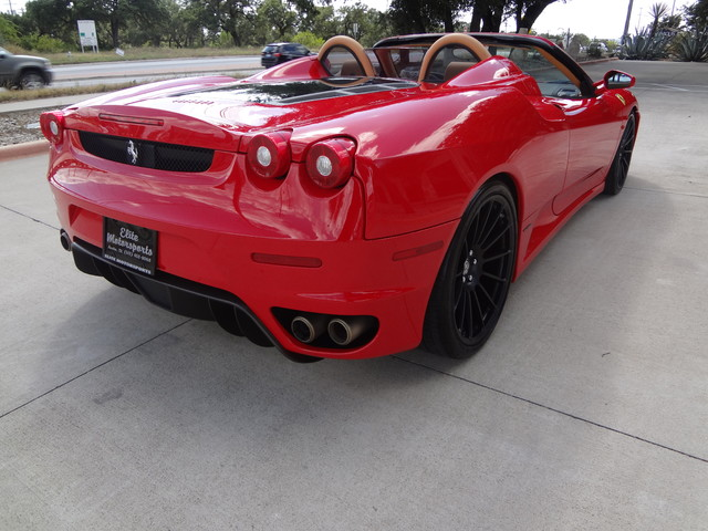 2007 Ferrari F430 Spyder Austin , Texas 8