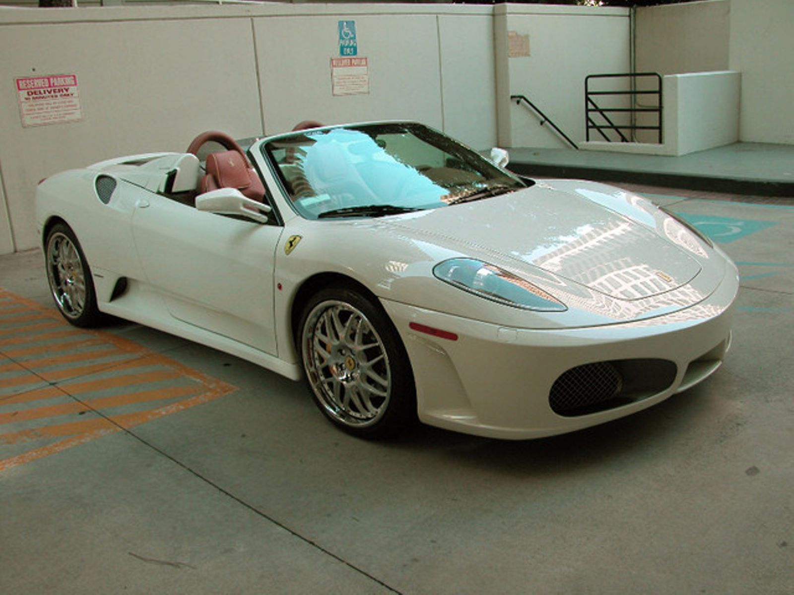 High Quality ... 2007 Ferrari F430 Spider F1 Gearbox One Owner Beverly Hills Car City  California Auto Fitness Class ...