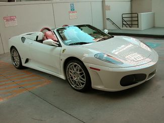 ... 2007 Ferrari F430 Spider F1 Gearbox One Owner Beverly Hills Car City  California Auto Fitness Class ...