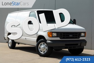 2007 Ford E150 Vans in Plano Texas