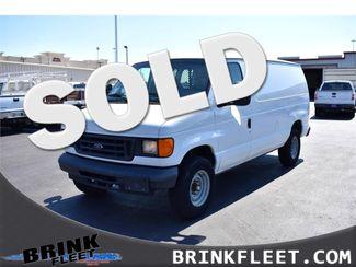 2007 Ford Econoline Cargo Van Commercial | Lubbock, TX | Brink Fleet in Lubbock TX