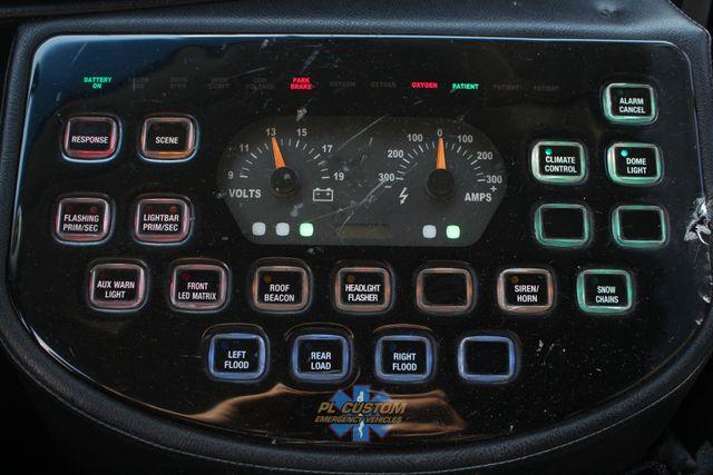 2007 Ford Econoline Commercial Cutaway E450 PL CUSTOM AMBULANCE TYPE III Mooresville , NC 37