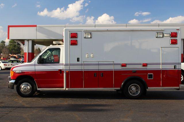 2007 Ford Econoline Commercial Cutaway E450 PL CUSTOM AMBULANCE TYPE III Mooresville , NC 12