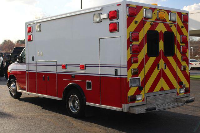 2007 Ford Econoline Commercial Cutaway E450 PL CUSTOM AMBULANCE TYPE III Mooresville , NC 22