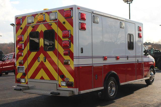 2007 Ford Econoline Commercial Cutaway E450 PL CUSTOM AMBULANCE TYPE III Mooresville , NC 21