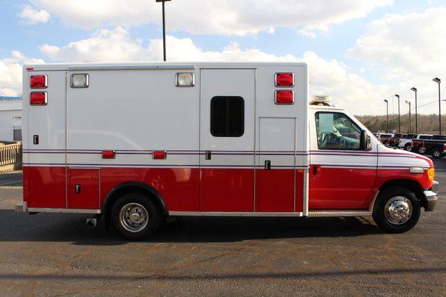 2007 Ford Econoline Commercial Cutaway E450 PL CUSTOM AMBULANCE TYPE III Mooresville , NC 11